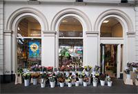 De Volbeda winkel op station Leeuwarden